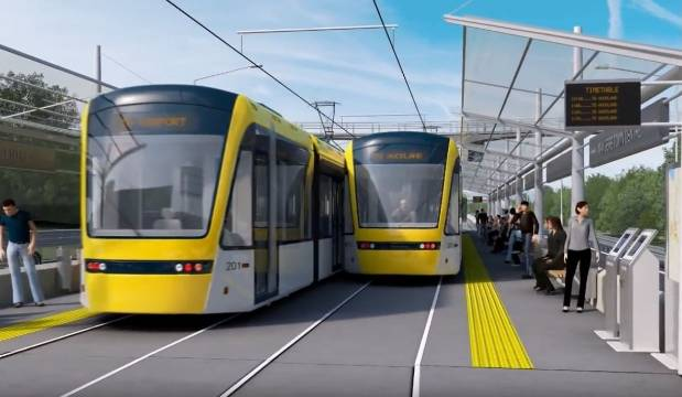 Election 2020: NZ Super Fund closes in on billion-dollar Auckland light rail deal