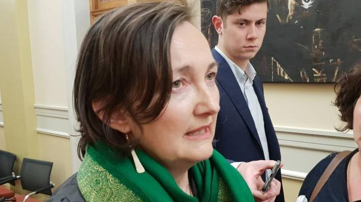 University of Canterbury China expert professor Anne-Marie Brady says politicians should not be lending their prestige to China's propaganda activities in New Zealand.