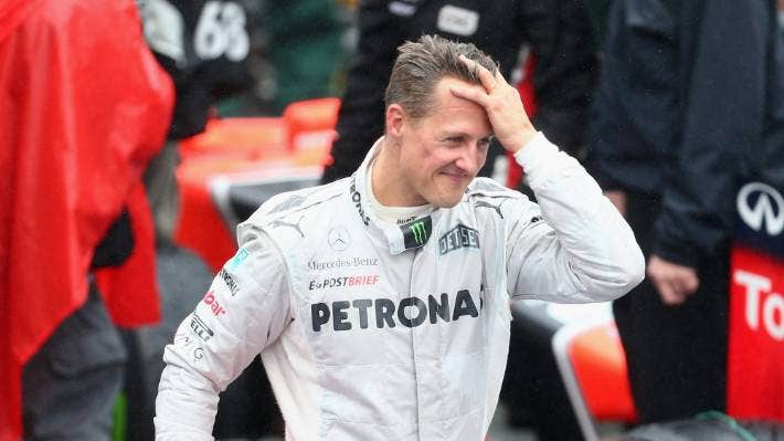 Michael Schumacher won seven Formula One world championships.