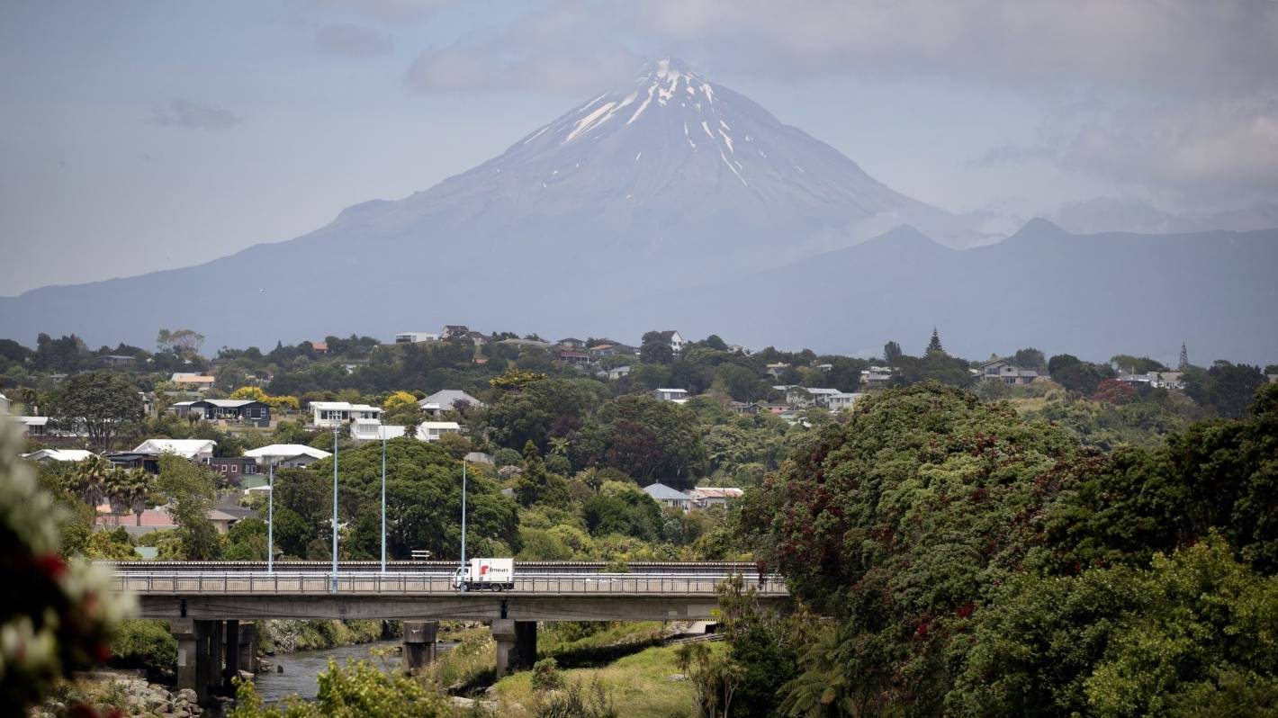 Taranaki mayors' message to Wellington