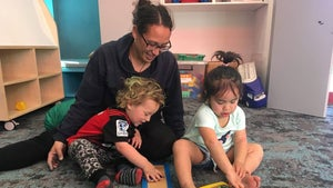 Learning Te Reo for tamariki at Māori immersion centres