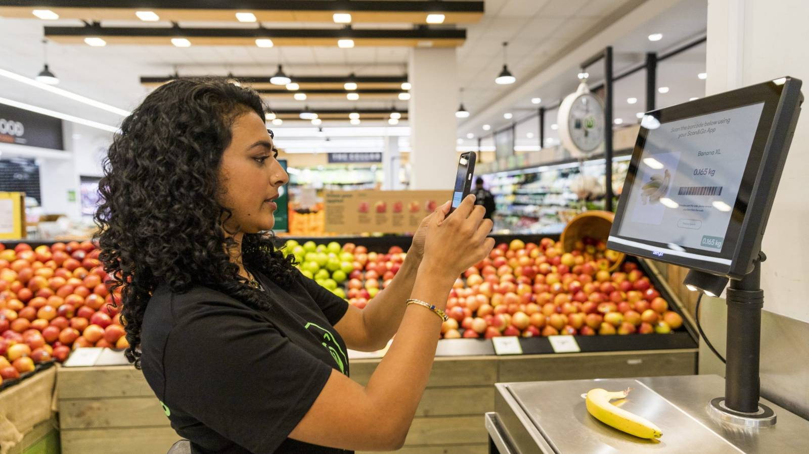 Countdown trials contactless 'scan and go' service at Auckland Ponsonby store