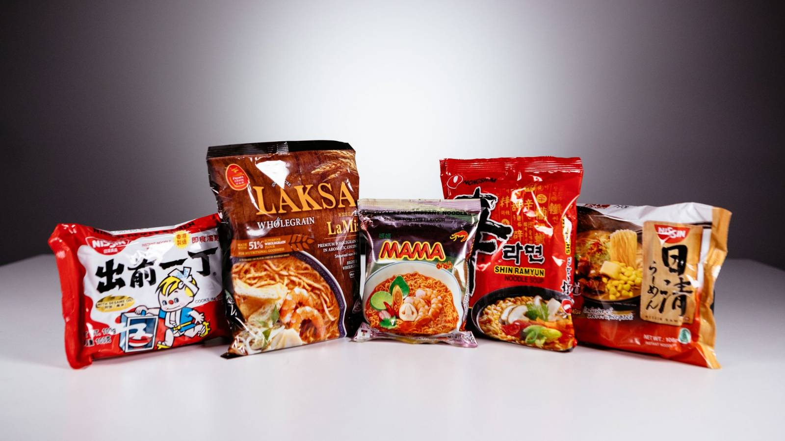What are New Zealand's best instant noodles?