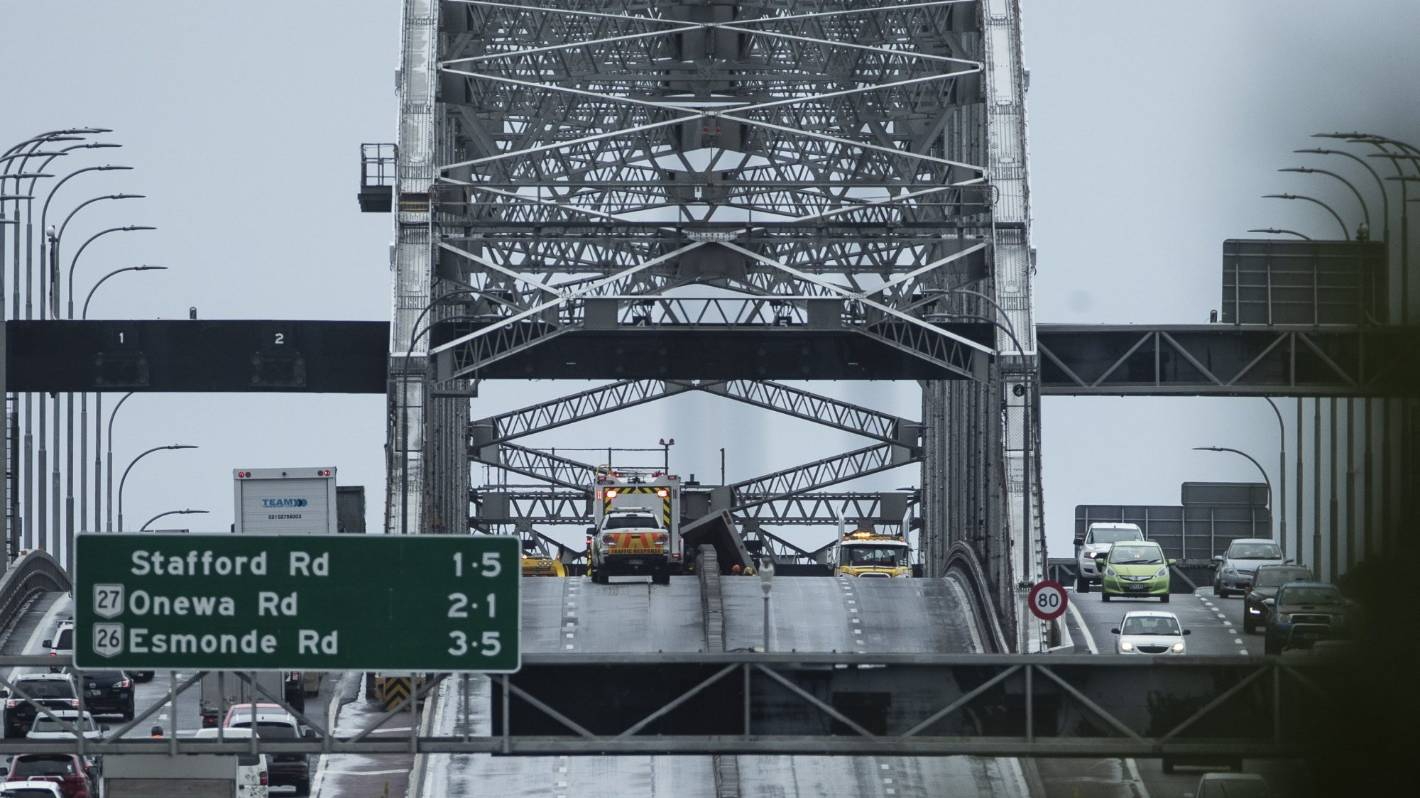 Fresh calls for extra Auckland harbour crossing as bridge damage shows city's vulnerability