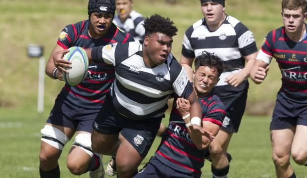New Plymouth BHS 1st XV unable to halt Rotorua BHS Super 8 semi-final comeback