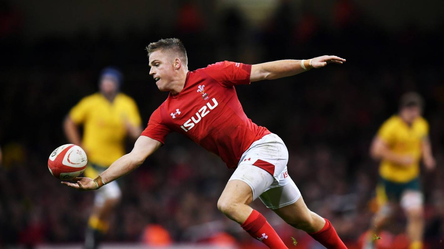 Gareth Anscombe earns Wales recall, set to face All Blacks