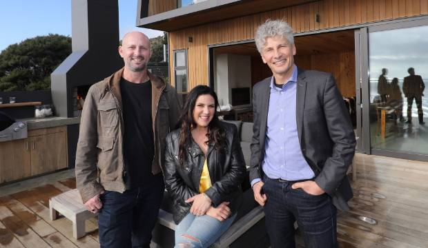 Grand Designs NZ: Extreme Piha beach-house build highlights stress of underestimating cost