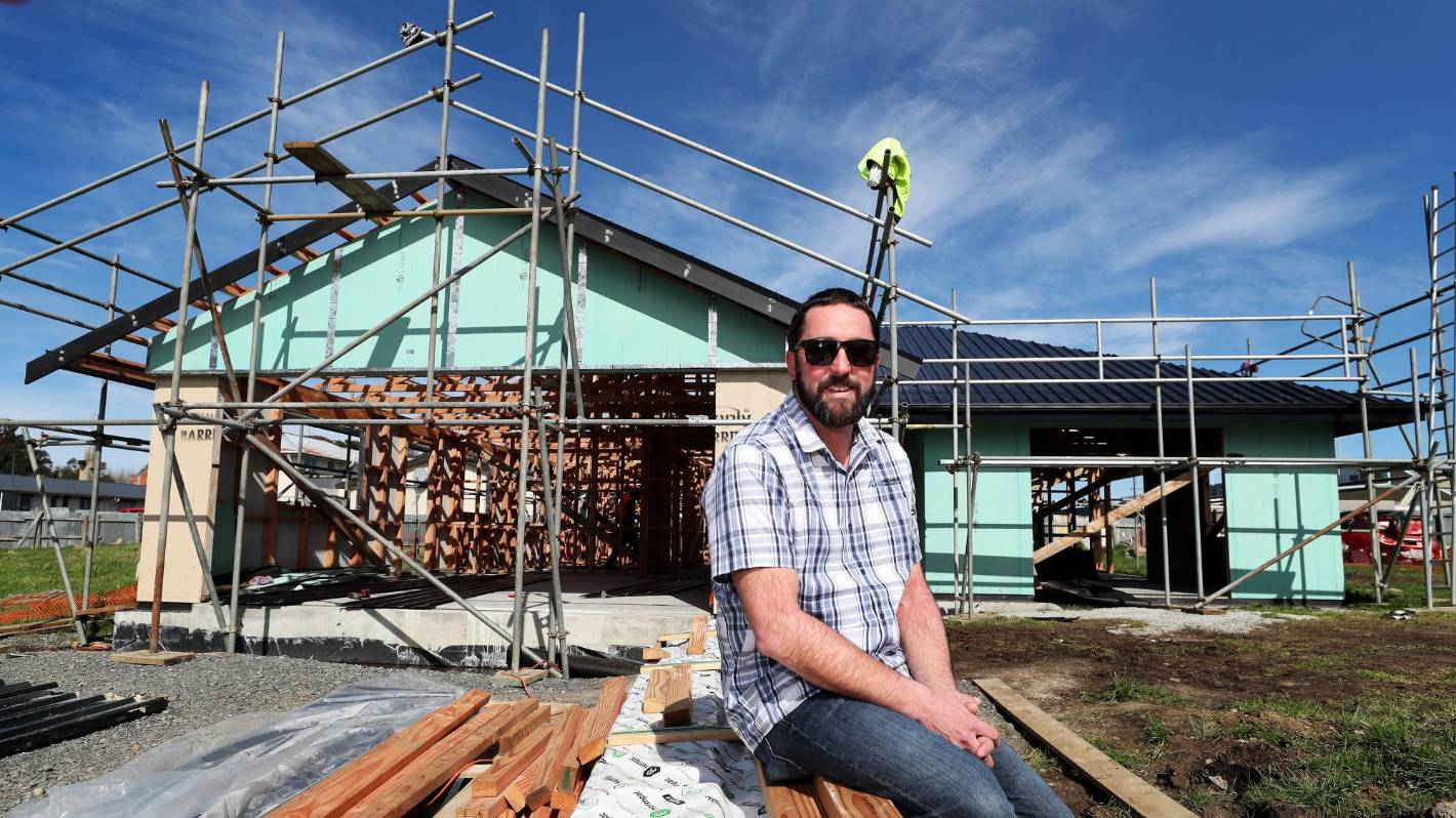 Coronavirus: Construction sector strong in Southland post-pandemic