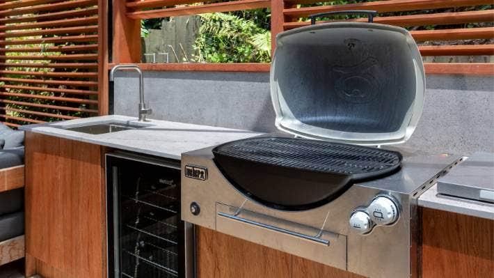 Outdoor Kitchens Come Into Their Own Over Summer Stuff Co Nz