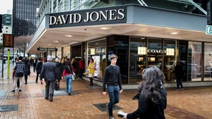 Future unclear for NZ's David Jones stores
