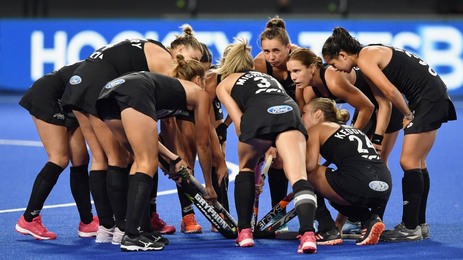 Complaints about 'sub-par' women's Black Sticks environment