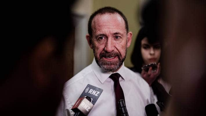 Health Minister Andrew Little said the Government plans to take the responsibility for deciding on water fluoridation away from councils and give it to DHBs.