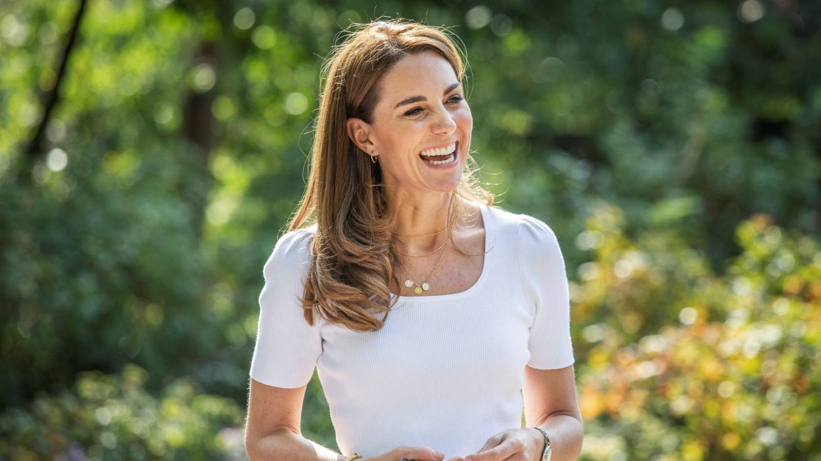 The meaning behind Kate Middleton's affordable new necklaces
