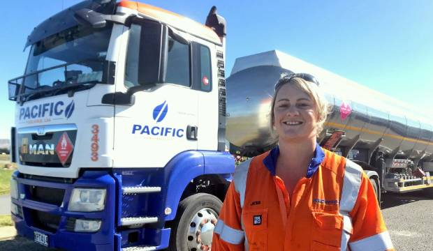 Driving trucks offers freedom, along with mental health worries