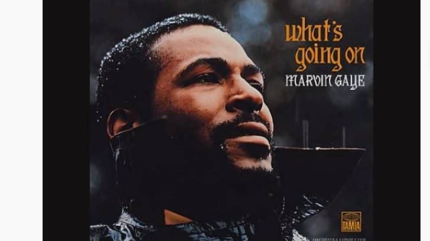 Rolling Stone release Greatest 500 Albums of All Time - Marvin Gaye's What's Going On? tops the list
