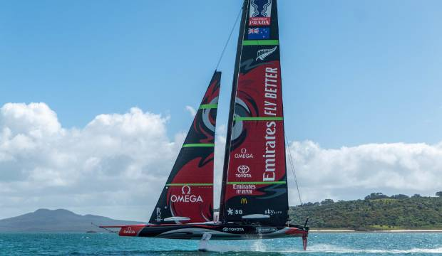 America's Cup: You ain't seen nothing yet, Team New Zealand's Ray Davies vows as new boats get ready for action