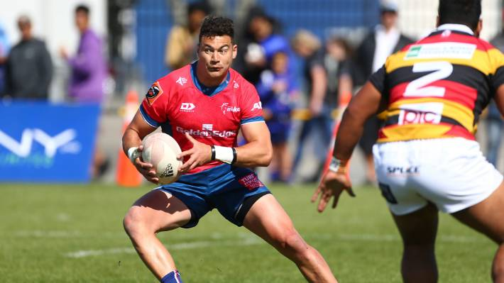 Tasman captain David Havili could force his way back into a black jersey this year.