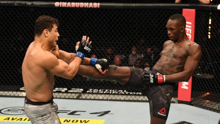 UFC 253: Israel Adesanya stops Paulo Costa in second round to defend middleweight crown | Stuff.co.nz