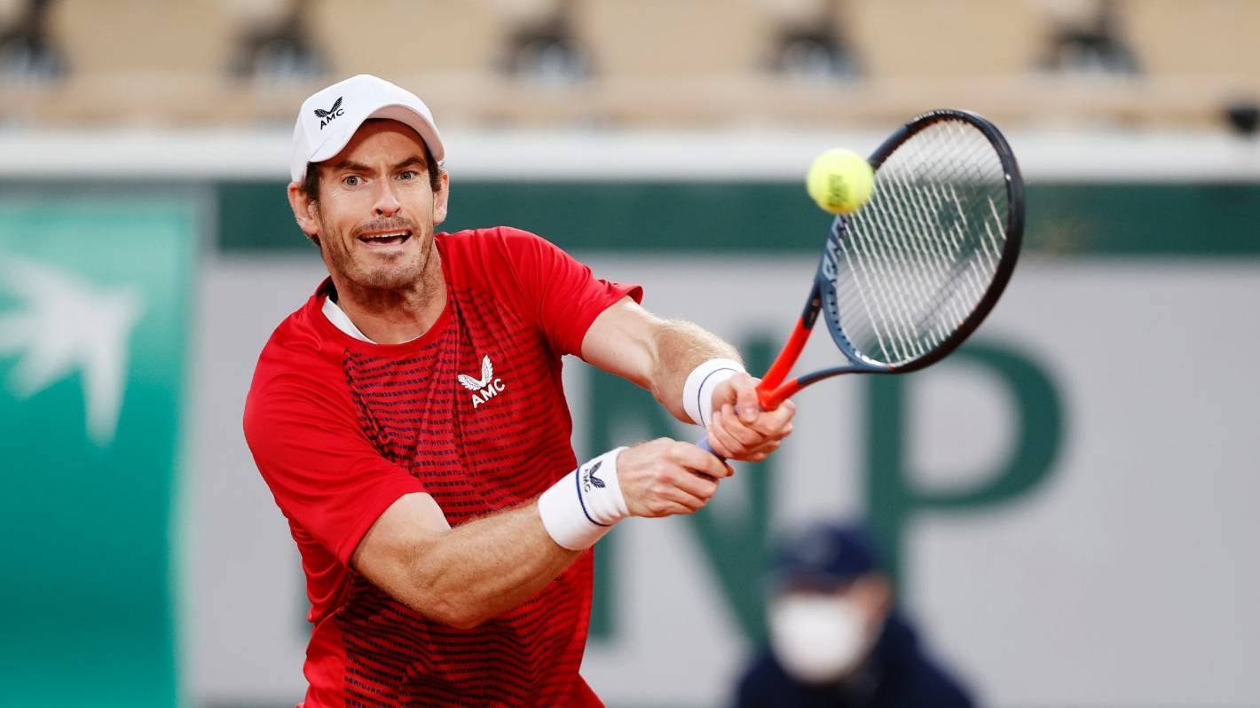 French Open: Is it time for fading tennis star Andy Murray to call it a day?