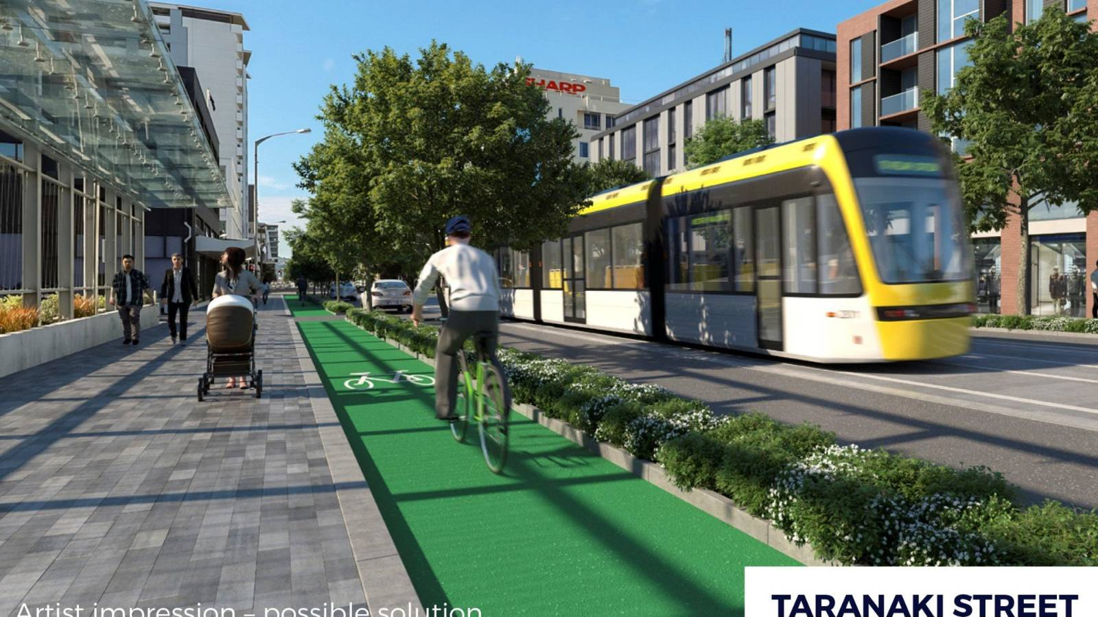 Wellington transport plan pivots to tackle climate change