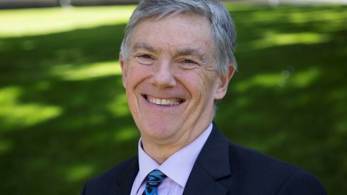 Barry Coates, former Green MP and founder of Mindful Money.