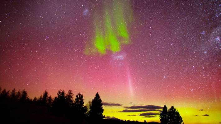 When the Sun ejects solar particles into space, how does this affect the Earth and climate? Are clouds affected by these particles? (File photo)