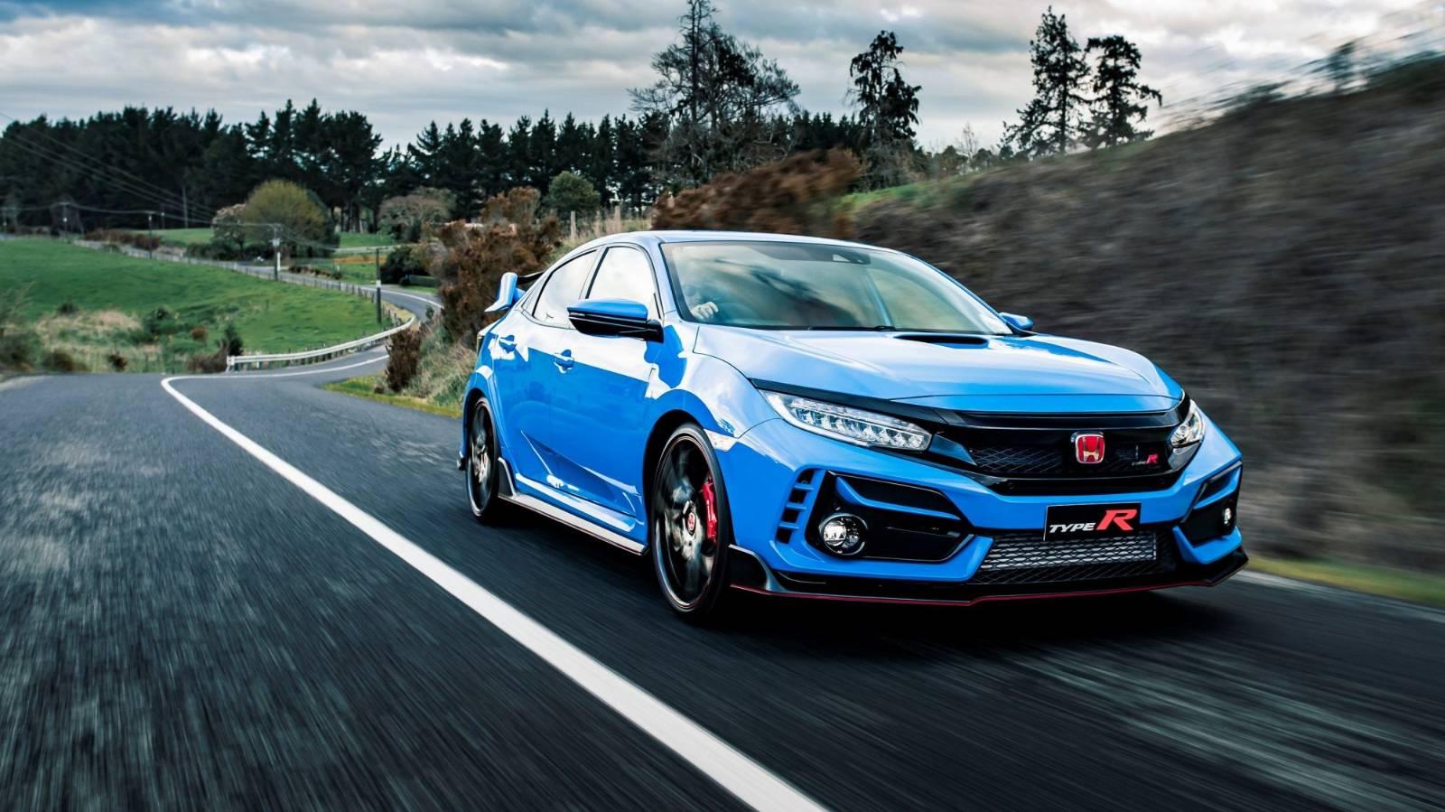 Refined aggression: Honda hones the Type R
