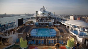 Cruise giant says all crew must be vaccinated for Covid-19