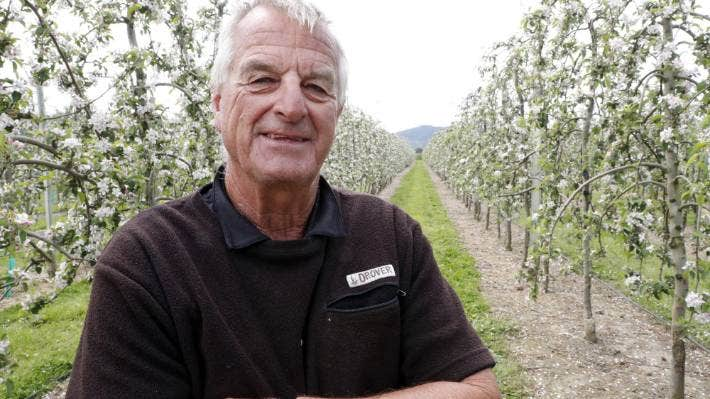 Peter Cederman said without retaining their RSE workers for the 2021 season, it was unlikely they would have the numbers to complete the apple harvest.