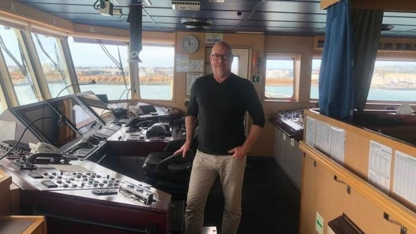 Image Covid-19 rules for ship crew: 'It's worse than being in prison'