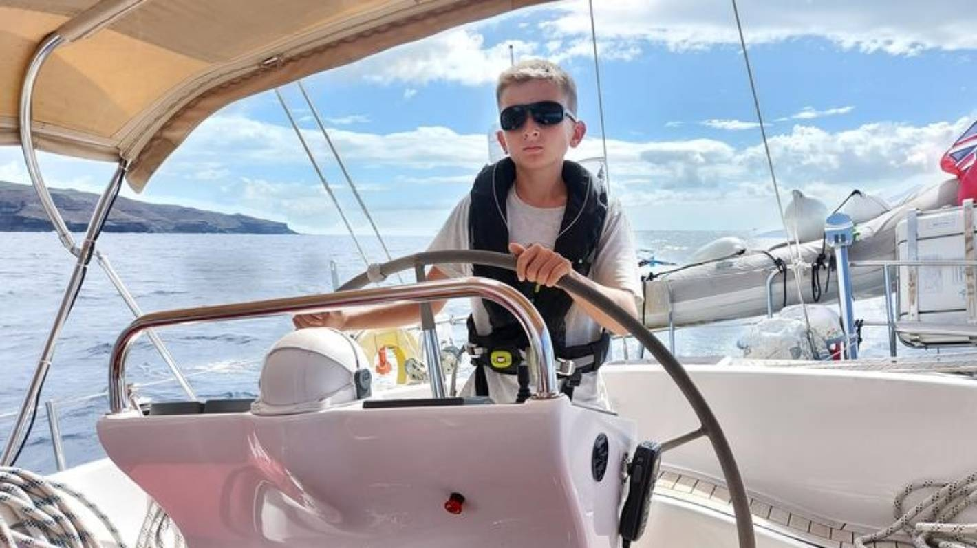 Image Family whose son died on sailing trip appeal to government to enter New Zealand