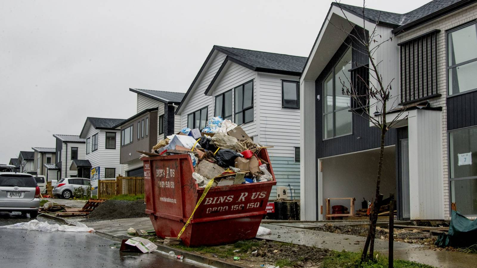 What's the problem with housing, anyway?