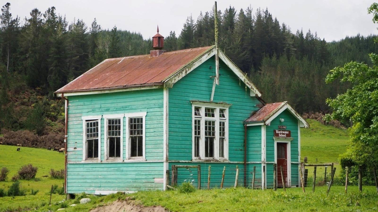 Five of New Zealand's spookiest towns