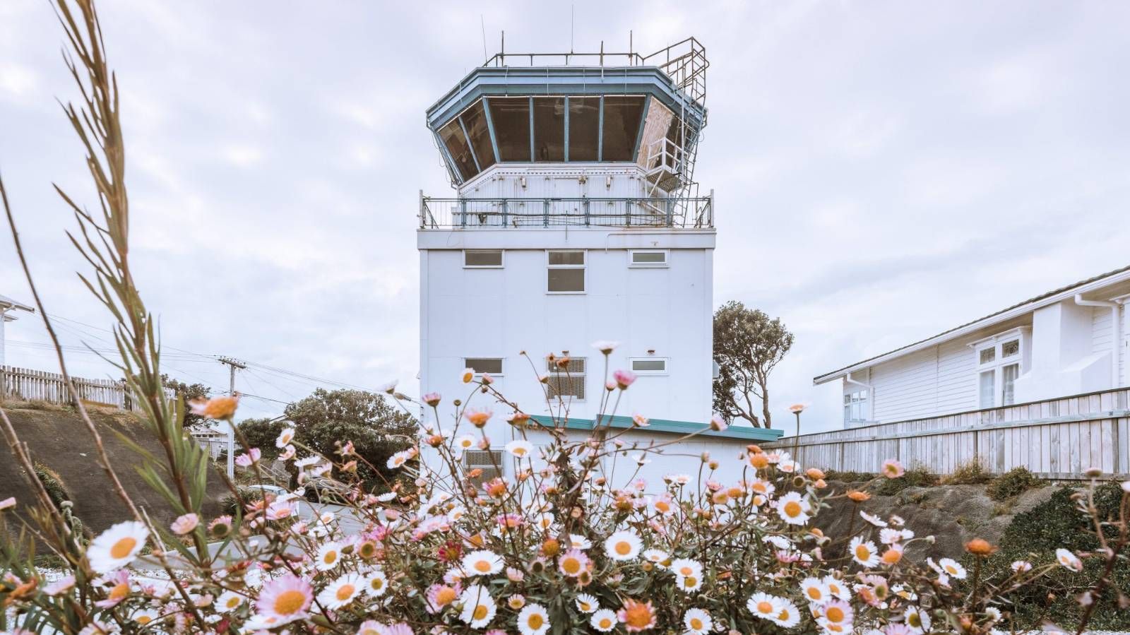 Sold! Wellington's old air traffic control tower off the market
