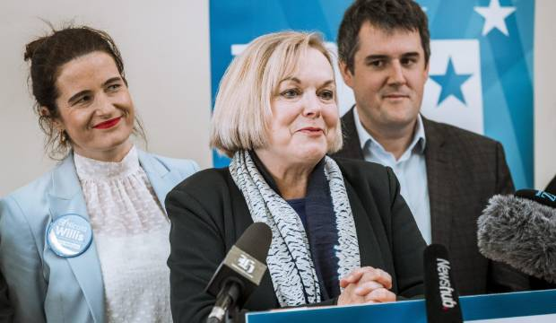 Wellington high-fliers survive despite National Party being laid low