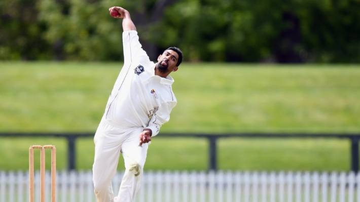 Legspinner Ish Sodhi was leading Plunket Shield wicket-taker two seasons ago.