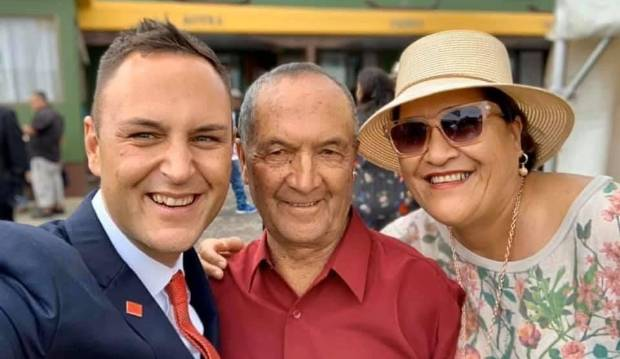 Election 2020: New Northcote MP Shanan Halbert loses dad on election day