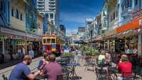 Is New Regent St really the most beautiful street in NZ?