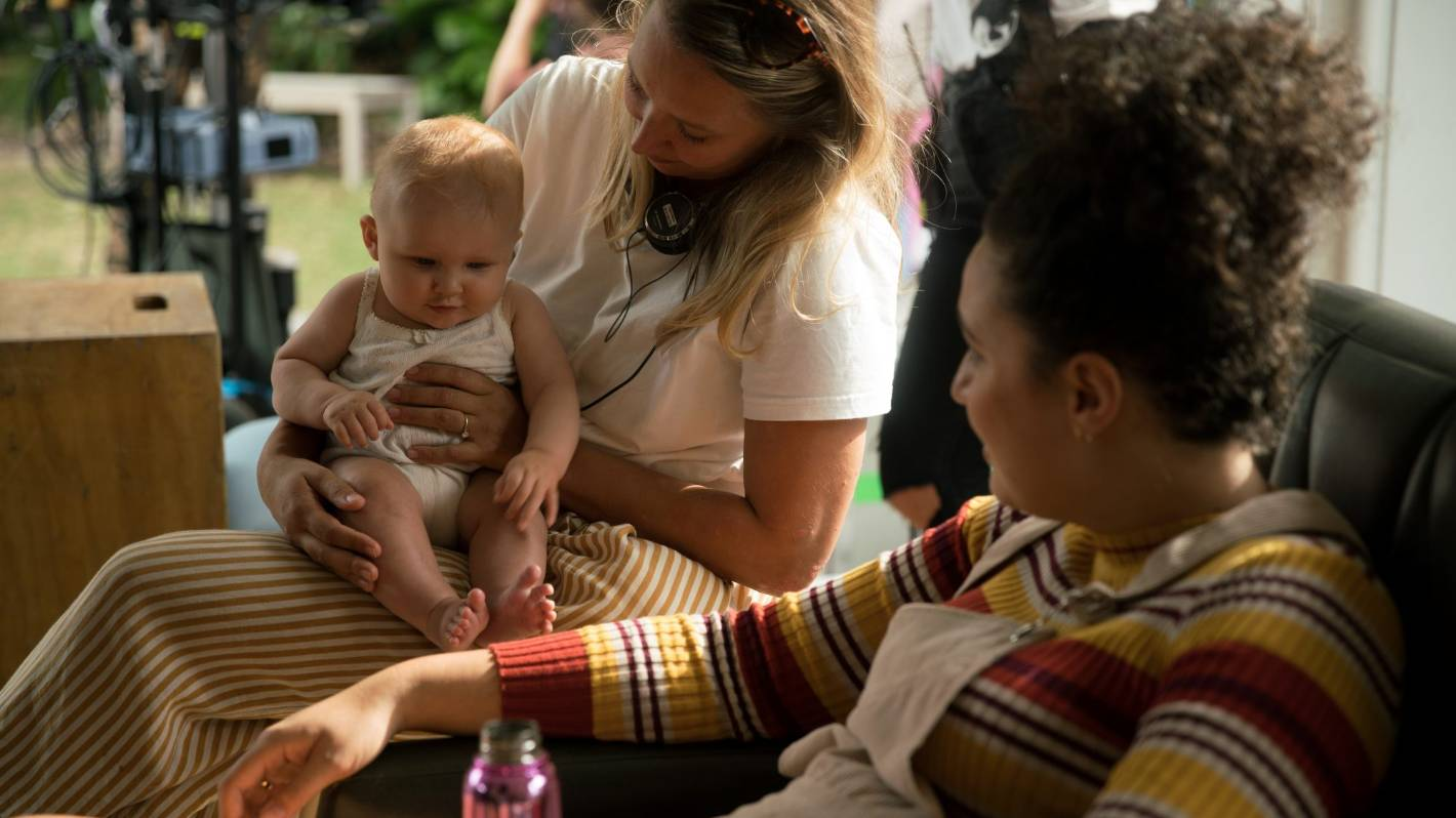 Photo of 'Baby Done' hits cinemas, a comedy for mothers-to-be, and those who'd rather not