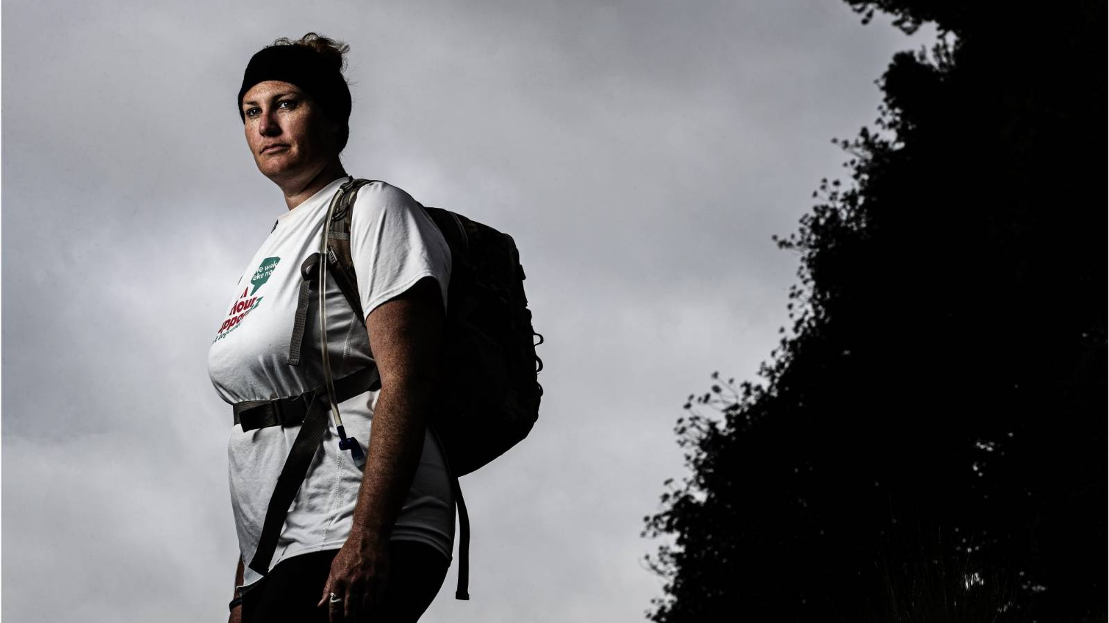 Woman with stage 4 cancer walking the length of NZ