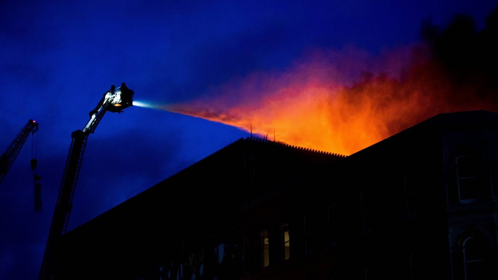 SkyCity construction boss was six days into new job when fire broke out