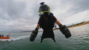 Jetpacks could become new addition to search and rescue missions in the UK