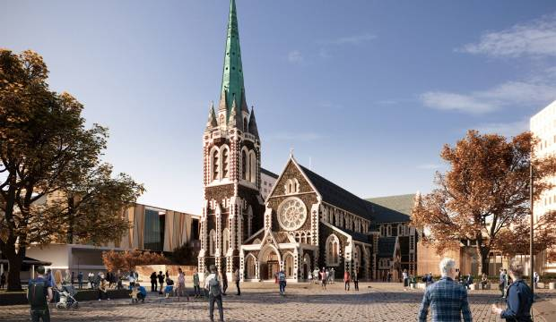 Cathedral leaders look for wealthy Cantabrians to donate $26m in a single year