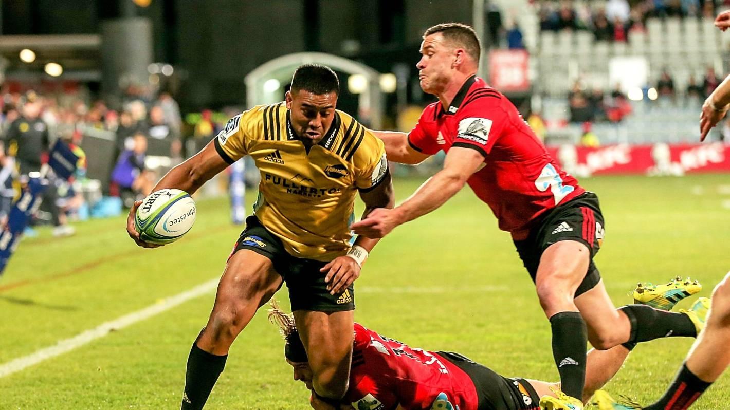 Super Rugby: Former All Blacks winger Julian Savea re ...