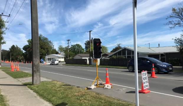 Traffic lights stolen in town renowned for not having traffic lights