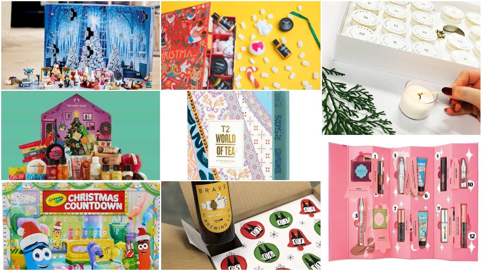 Ten of the best advent calendars to see the year out