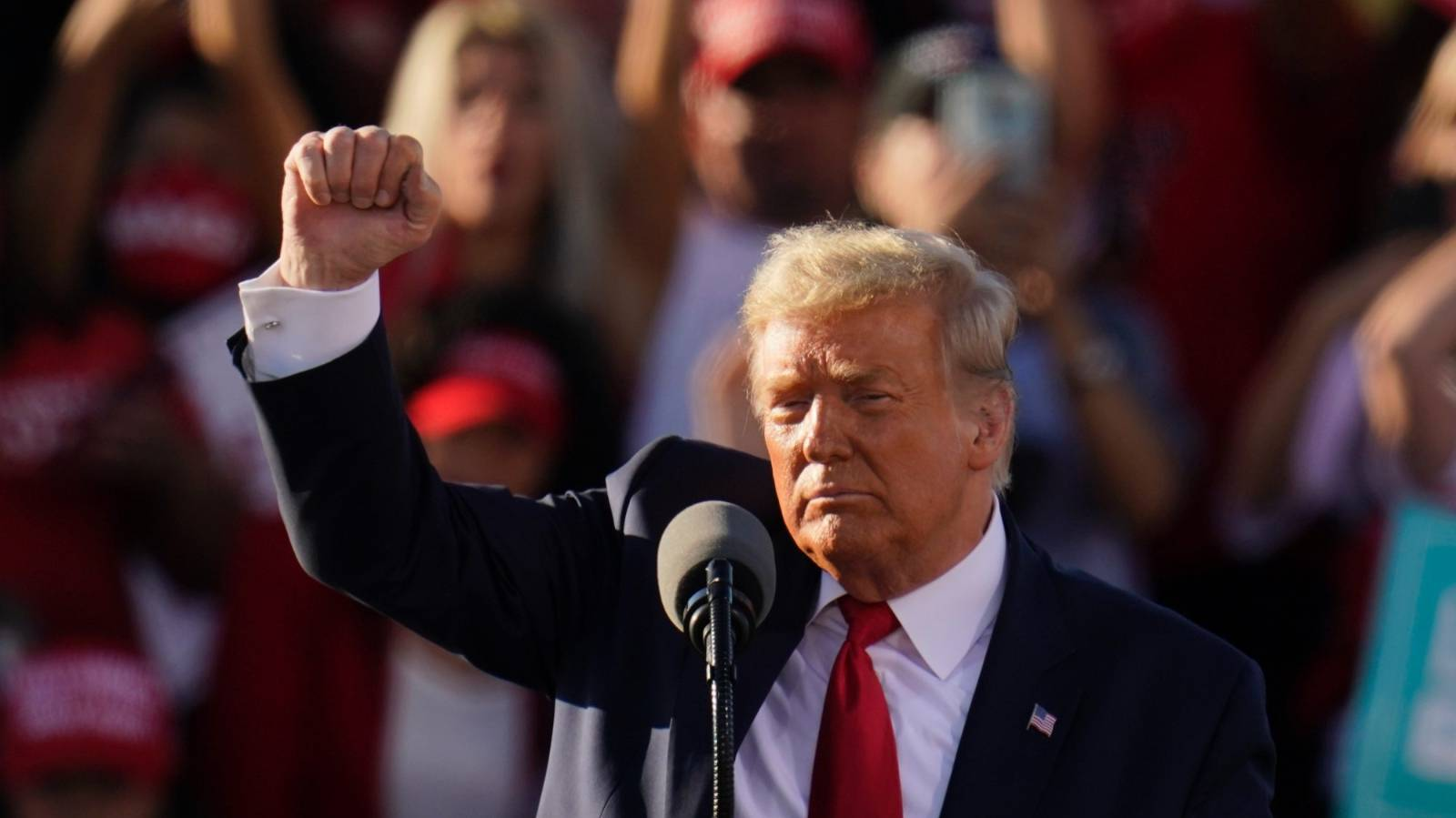 Is President Donald Trump the 'Divider-in-Chief' or a hero?