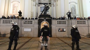 Polish president backtracks on abortion view amid protests