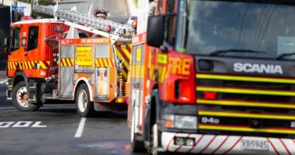 Nine crews were called to a scrub fire near Kekerungu at 10pm on Tuesday. (File photo)