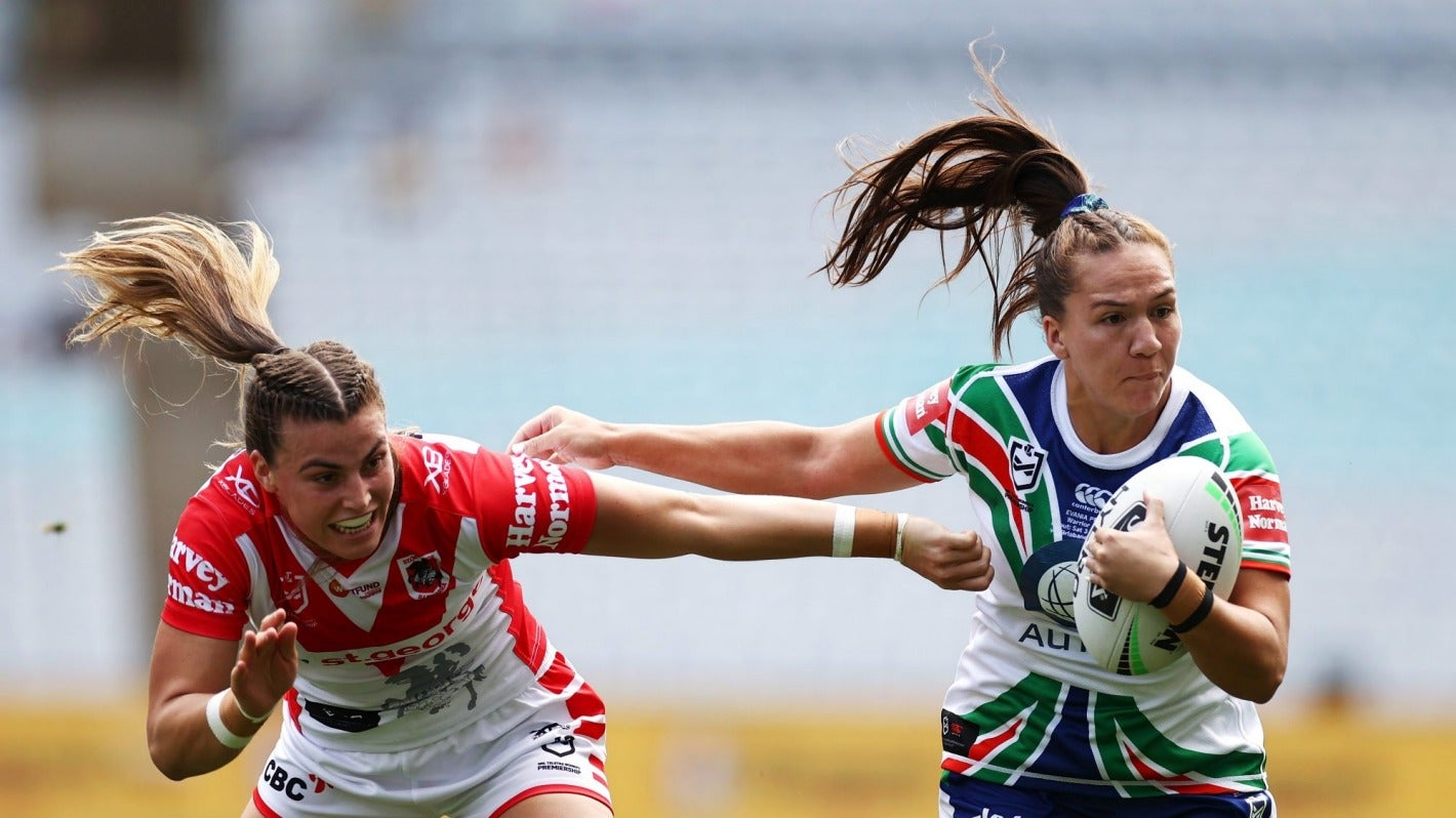 NRLW likely to remain four-club competition in 2021